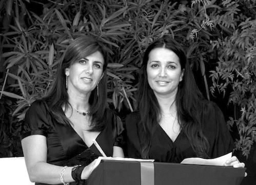 Karen Chiche et Corinne Peres, fondatrices de l'agence Soleiance